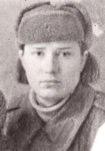 1944 г. Ртищево.