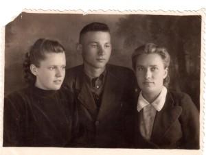 1950 г . Курсы повышения квалификации.