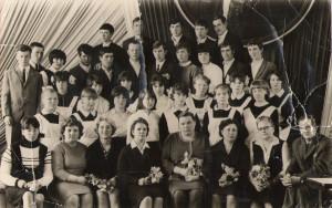 1969 Выпускники
