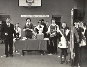 1978 Дружинный сбор