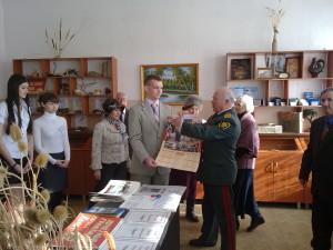 2012 год Встреча областнойго совета ветеранов