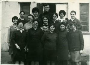 Директор Соловьева Нина Георгиевна работала в школе с 1969 по 1972 год.  Под ее руководством ученики проходили школу юного строителя коммунизма.