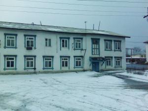 Здание школы по Булдымской 10.