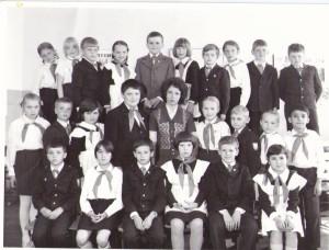 Ерошкина Т.С.  с классом
