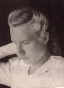 Август 1951 г .