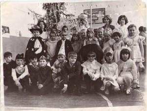 Ерошкина Т.С.  с классом. Новый год